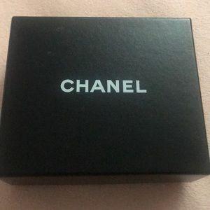 Chanel short wallet